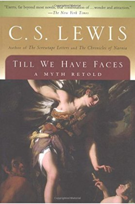 Till We Have Faces Book Cover